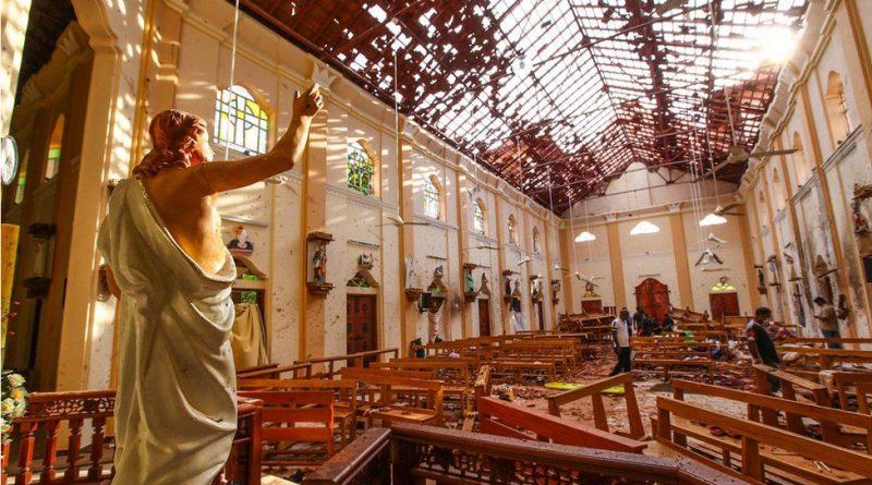 easter attackes in sri lankan news