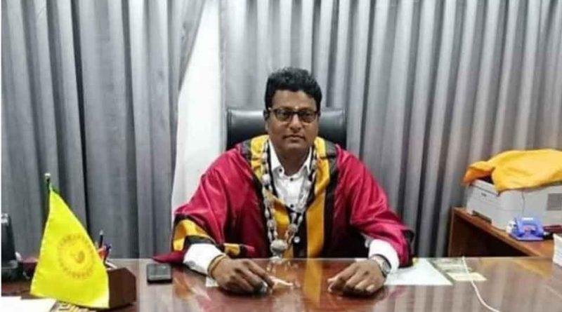 mayor of jaffna in sri lankan news