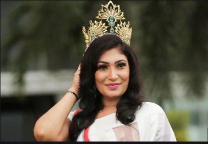 mrs world 1 in sri lankan news