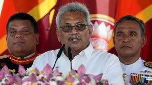 president in sri lankan news
