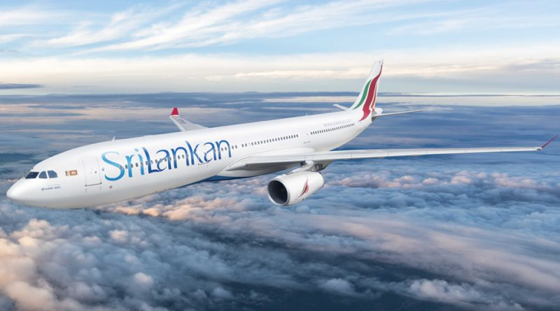 srilankan airlines 77699 in sri lankan news