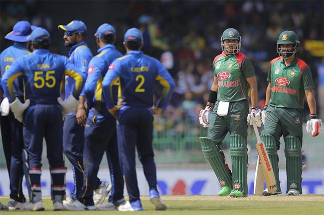 1620240004 Bangladesh Sri Lanka ODI series to be held in Dhaka L in sri lankan news