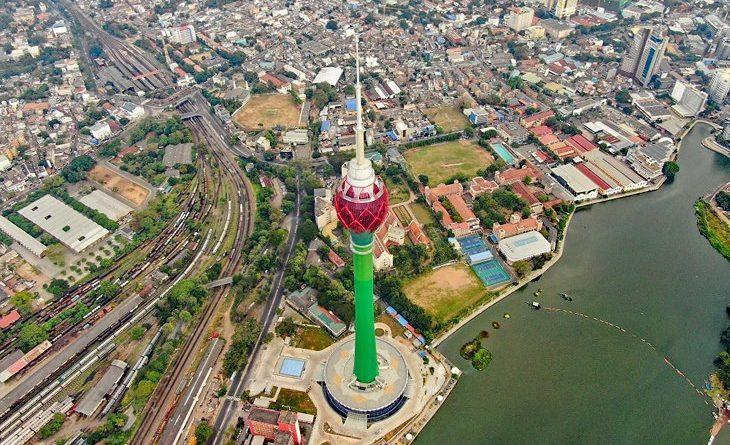 sri lanka colombo best places to visit lotus tower in sri lankan news