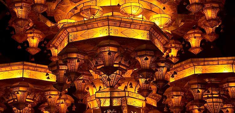 tourismsrilanka vesak festival of lights lanterns kandy colombo in sri lankan news