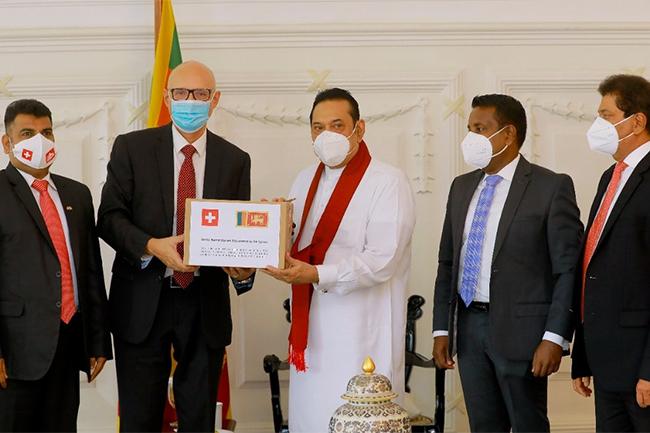 1624963229 Switzerland donates USD 4 million worth COVID aid to Sri Lanka L in sri lankan news