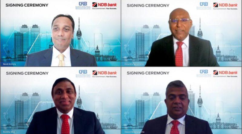 NDB image in sri lankan news