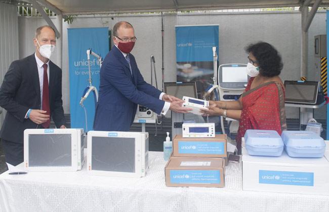 1626112842 Sri Lanka receives ICU equipment to battle COVID 19 pandemic B in sri lankan news