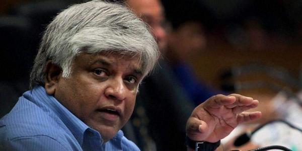Arjuna Ranatunga PTI in sri lankan news