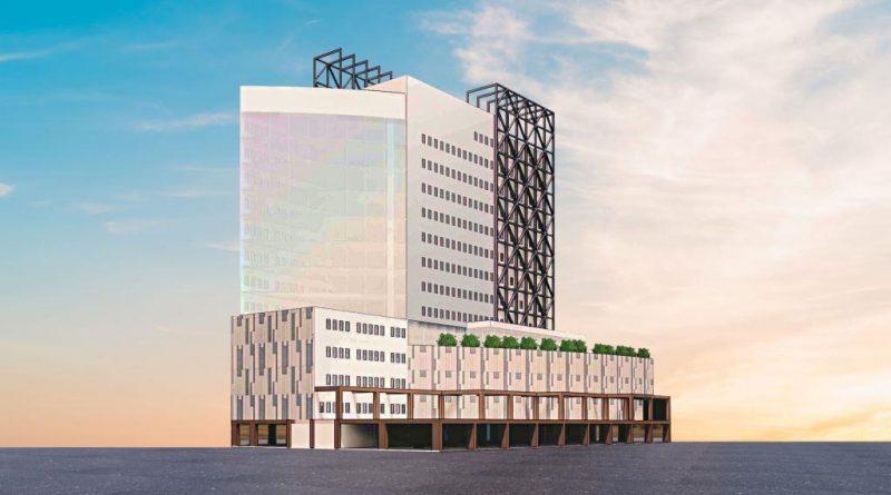PR MAGA to construct Railway Operation HQ Train Control Centre at Maradana in sri lankan news