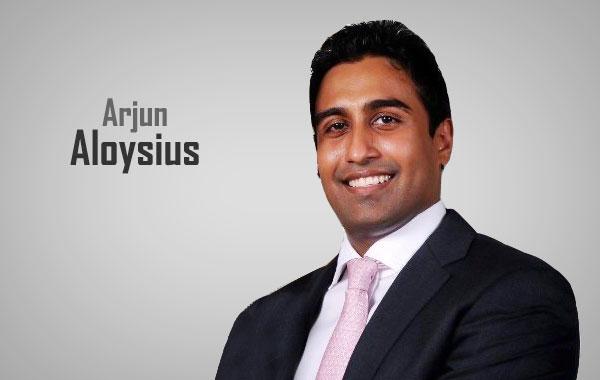 arjun aloysius in sri lankan news