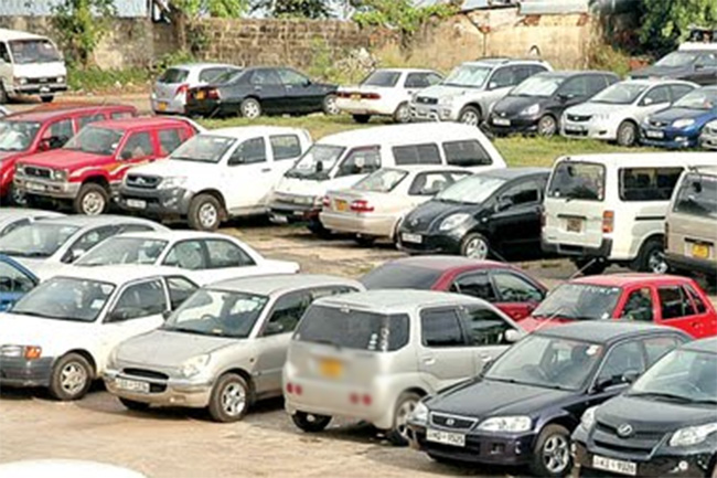 1629809034 More than 5500 state vehicles not under running condition L in sri lankan news