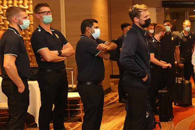 1629946200 Proteas arrive in Sri Lanka for limited overs series L in sri lankan news