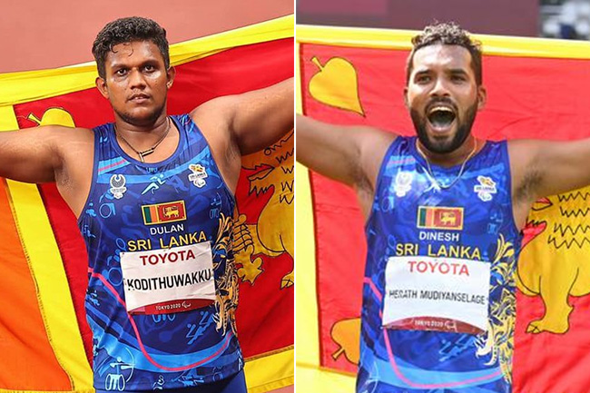 1630992083 Cabinet approves cash prizes for two Tokyo Paralympic medalists L in sri lankan news