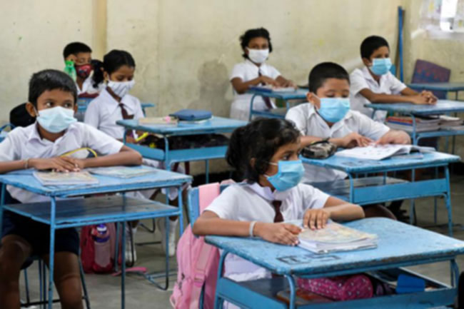 1633072675 Uva Southern Provinces to reopen schools with under 200 students in October B in sri lankan news